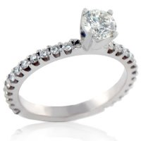 .51ct.tw.14k Diamond Engagement Ring