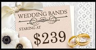 Come in a find the perfect wedding or anniversary band.